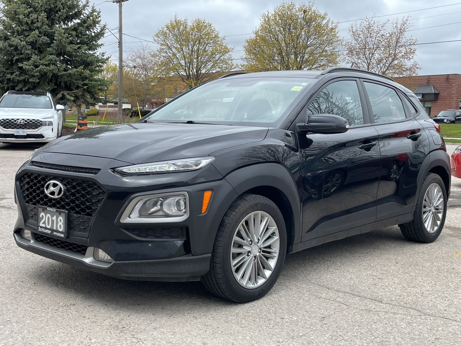 2018 Hyundai Kona Image
