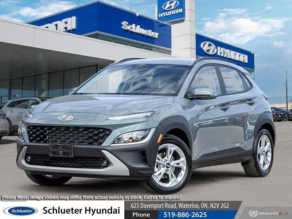 2022 Hyundai Kona Image