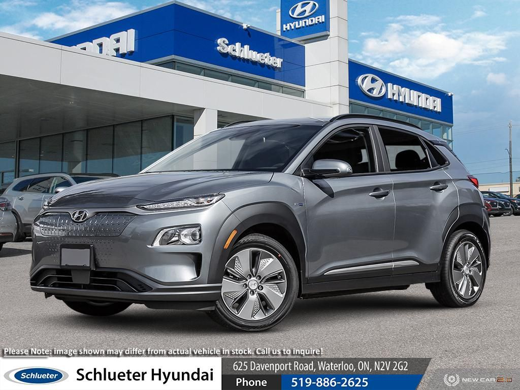 2020 Hyundai Kona Electric Image