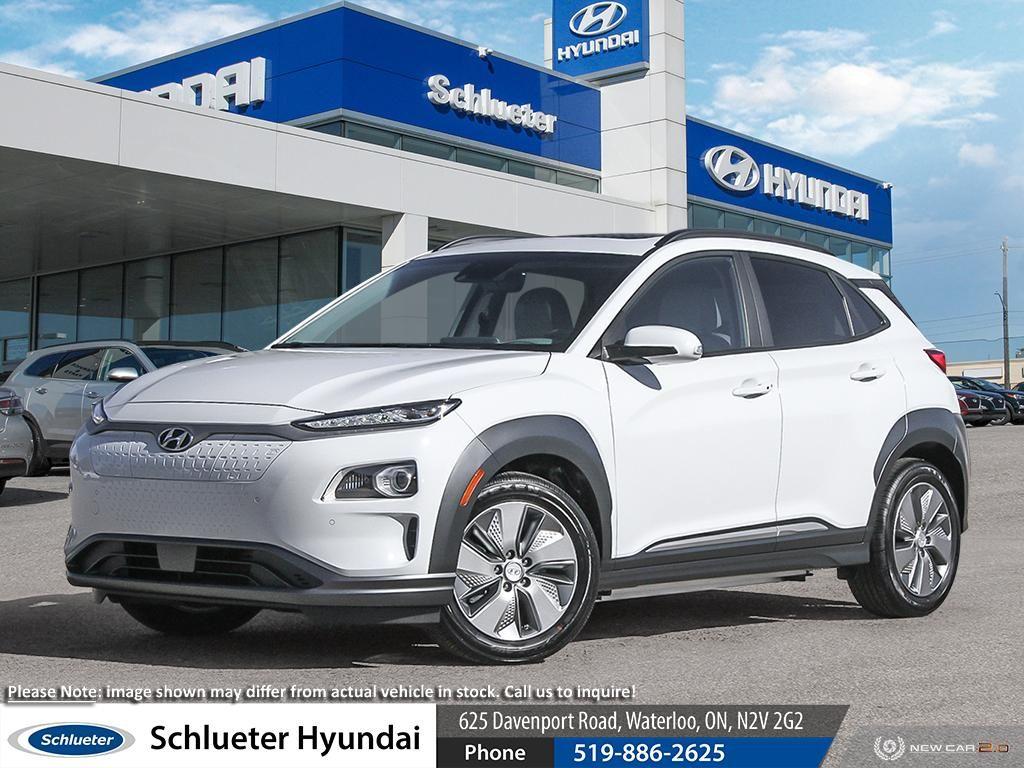 2021 Hyundai Kona Electric Image