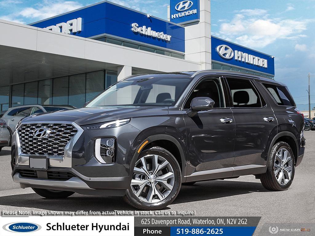 2021 Hyundai Palisade Image