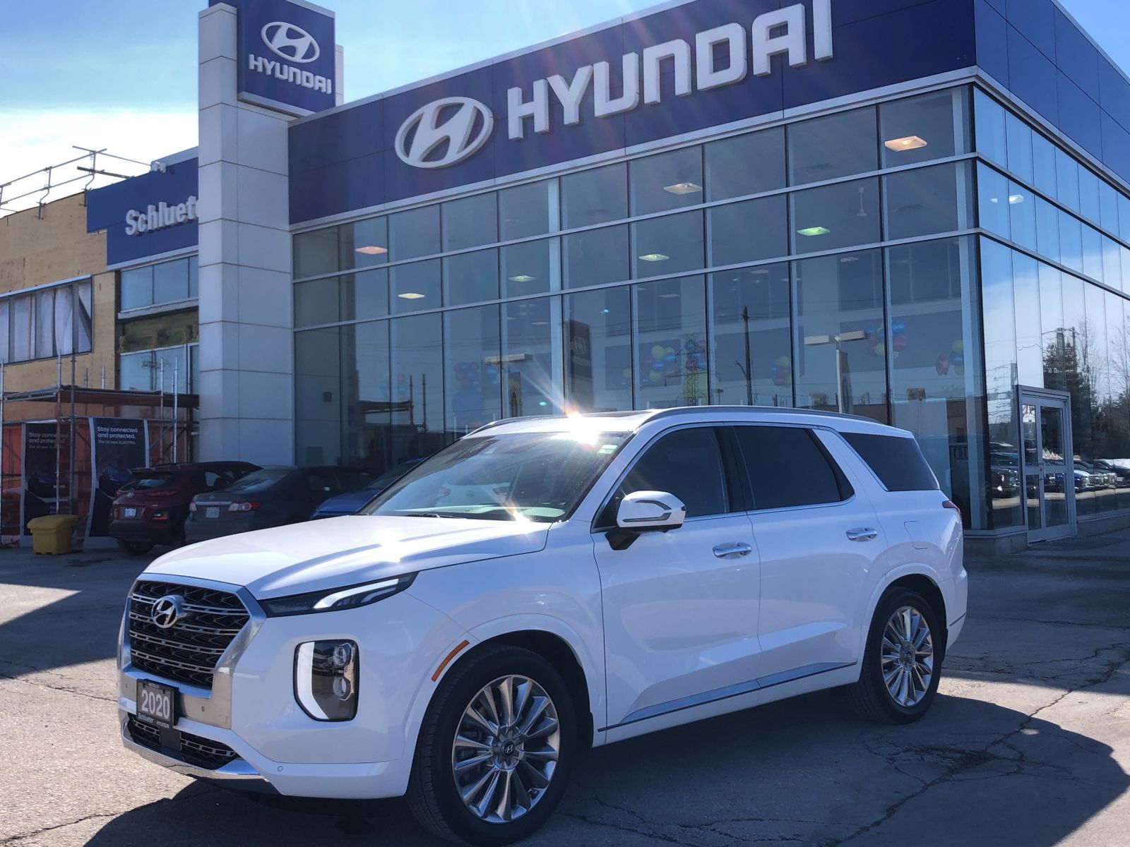 2020 Hyundai Palisade Image