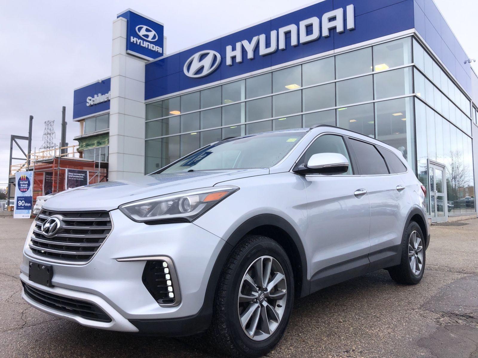 2017 Hyundai Santa Fe XL Image