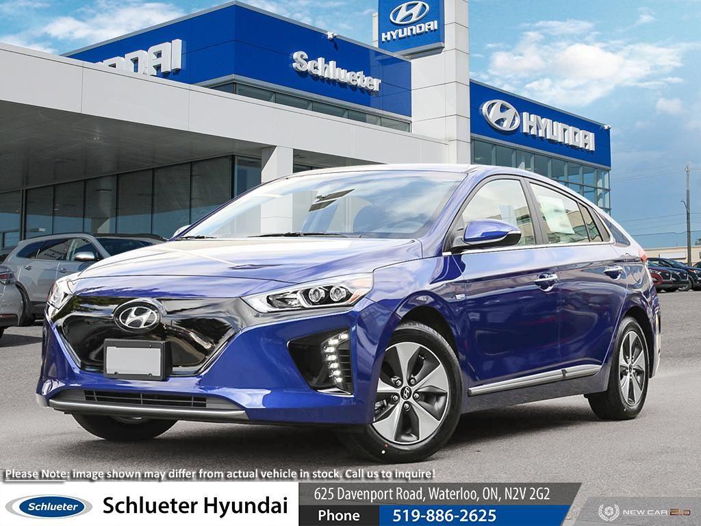 2019 Hyundai Ioniq Electric Image