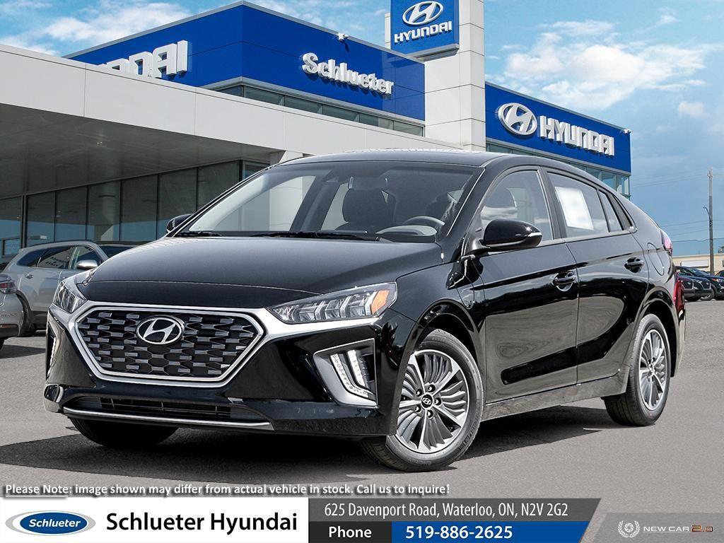2021 Hyundai IONIQ Electric Plus Image