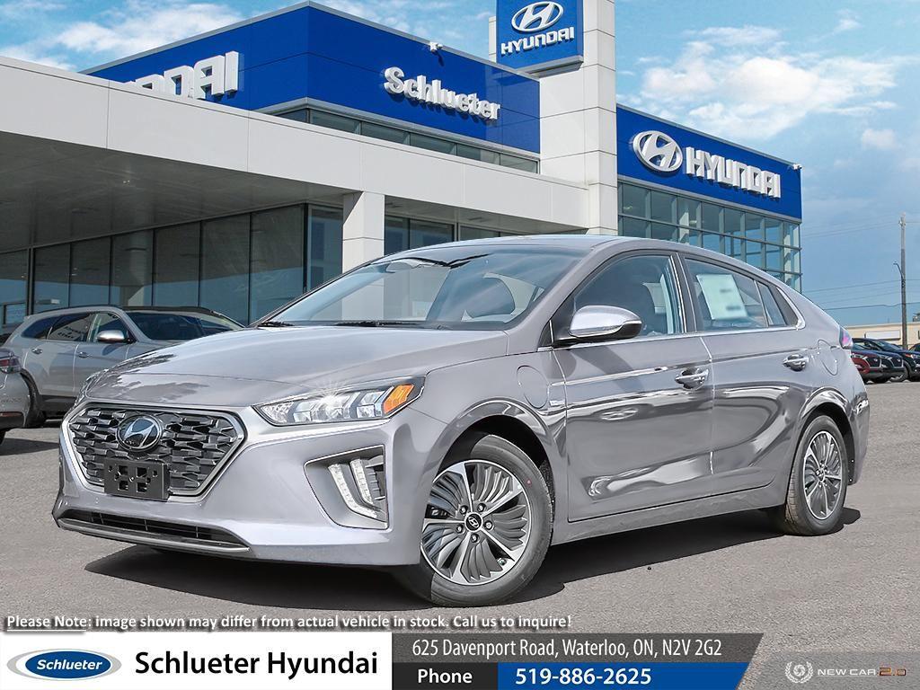 2020 Hyundai IONIQ Electric Plus Image