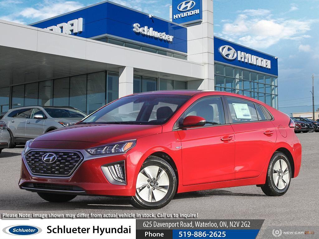 2020 Hyundai IONIQ Hybrid Image