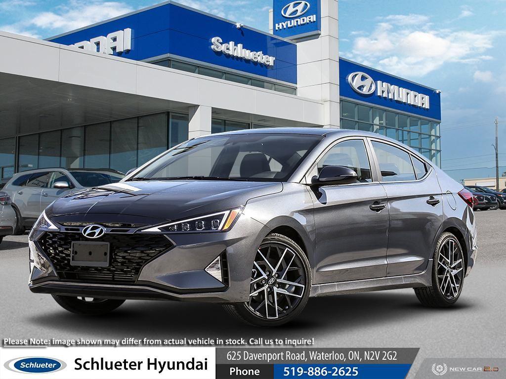 2020 Hyundai Elantra Image