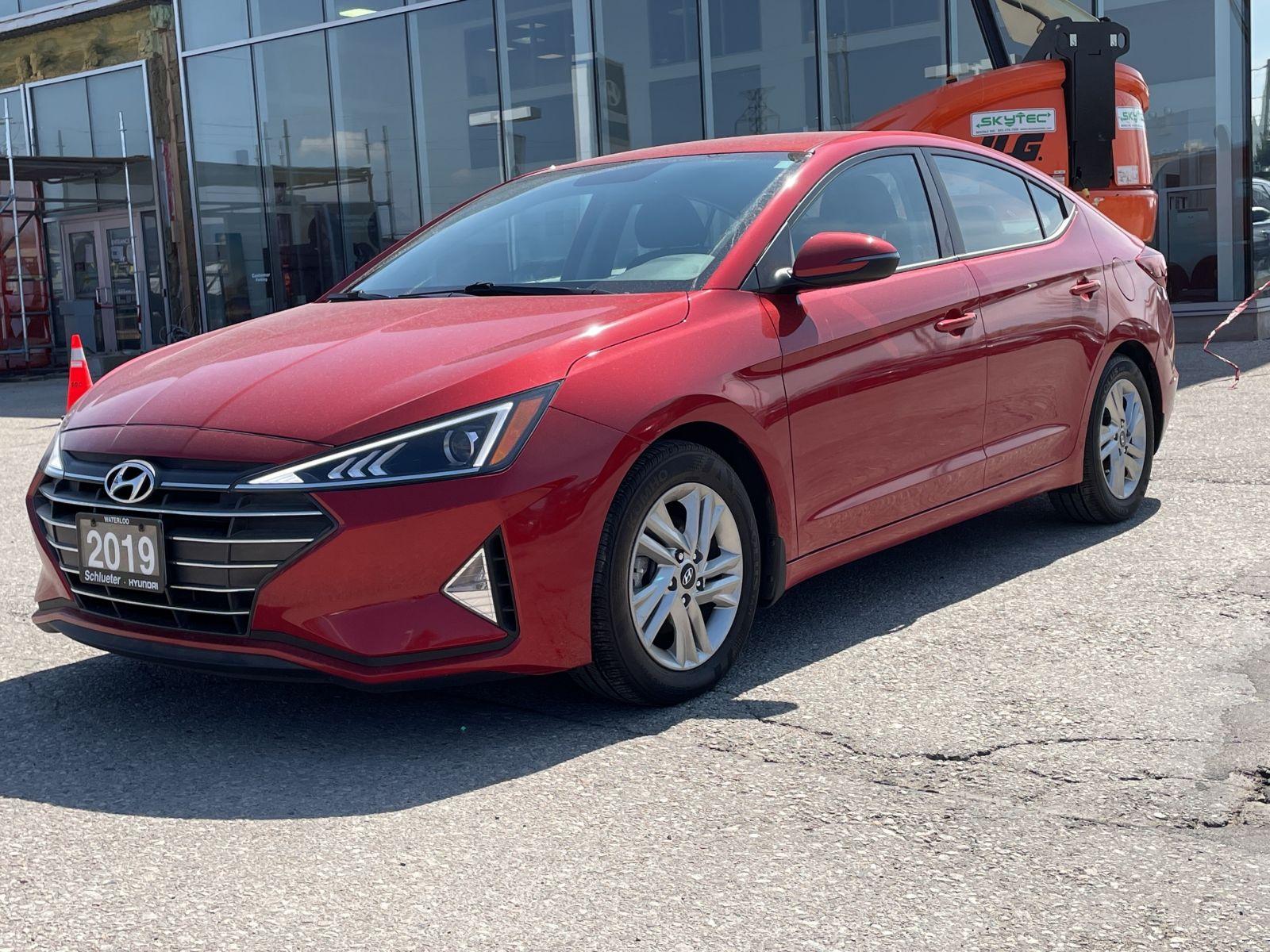 2019 Hyundai Elantra Image