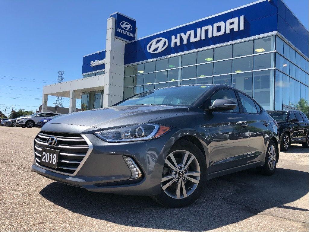 2018 Hyundai Elantra Image