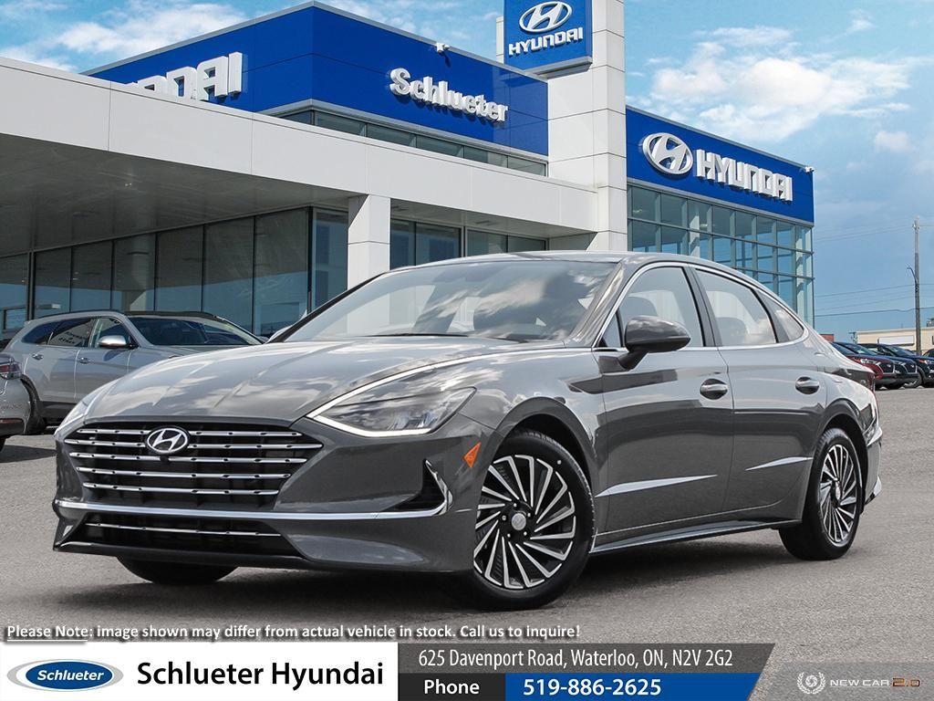 2021 Hyundai Sonata Hybrid Image