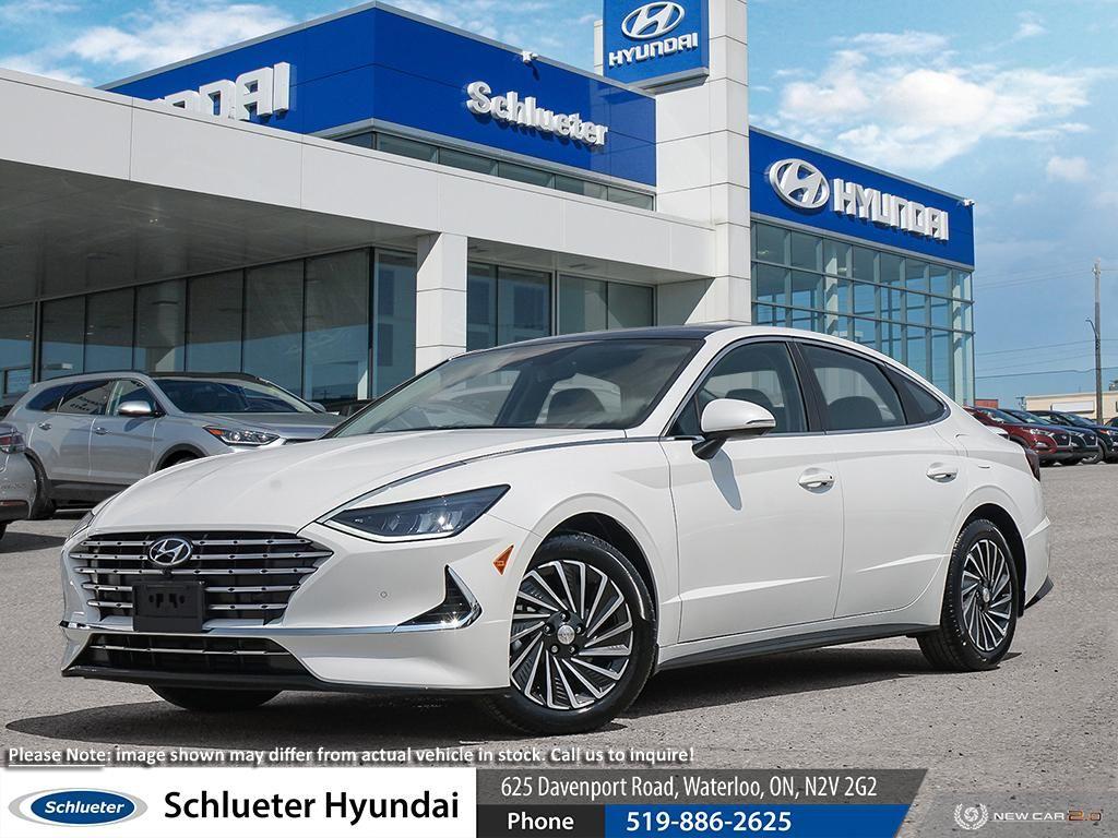 2020 Hyundai Sonata Hybrid Image