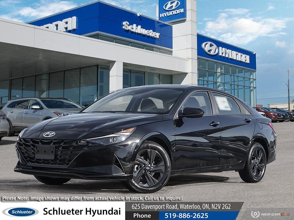 2022 Hyundai Elantra Image