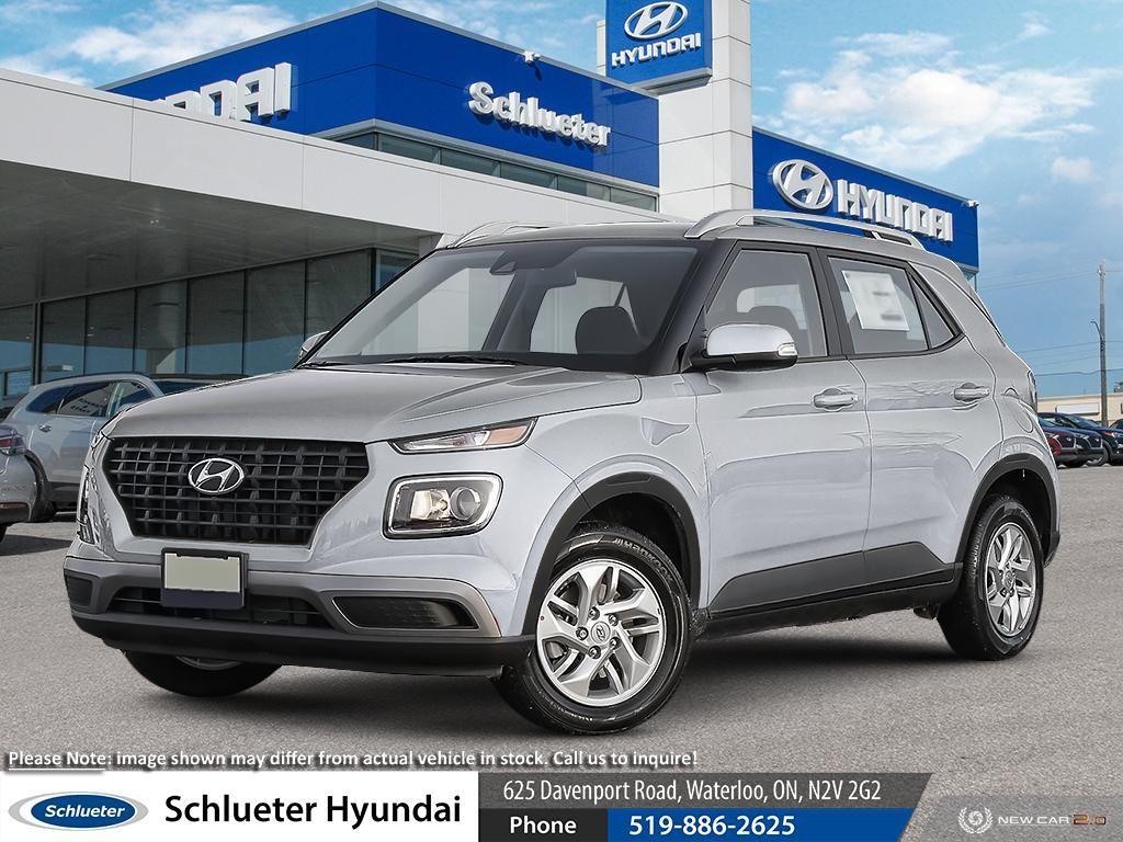2022 Hyundai Venue Image