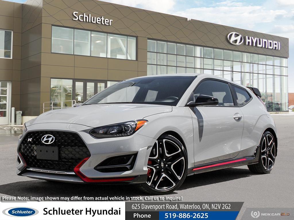 2022 Hyundai Veloster N Image