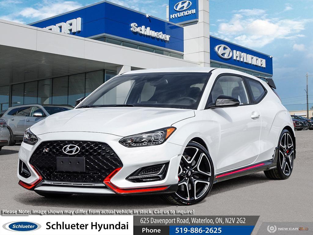 2021 Hyundai Veloster N Image