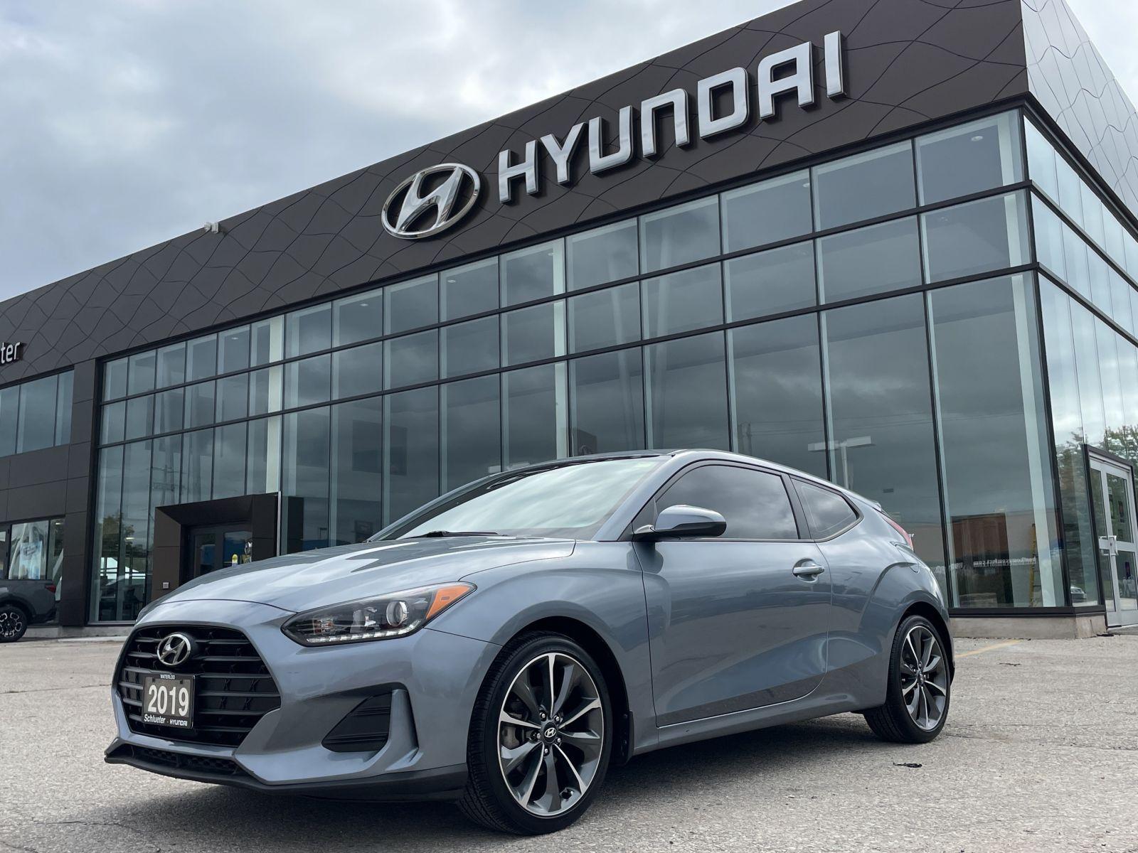 2019 Hyundai Veloster Image