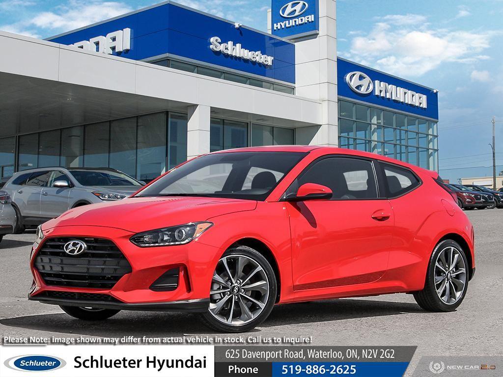 2020 Hyundai Veloster Image