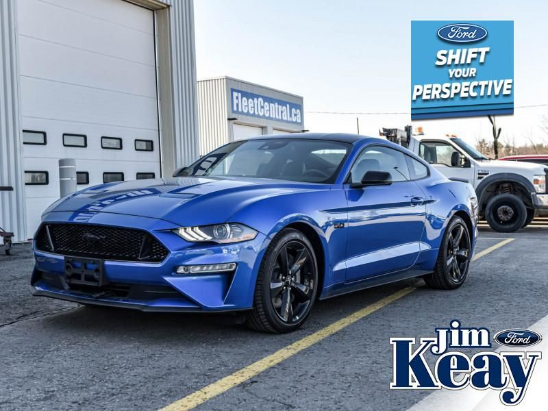 2021 Ford Mustang Image