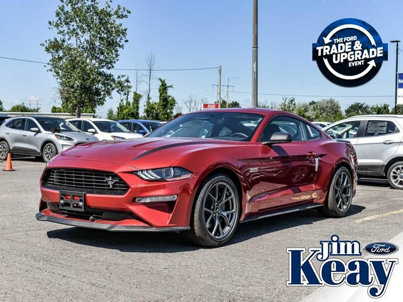 2020 Ford Mustang Image