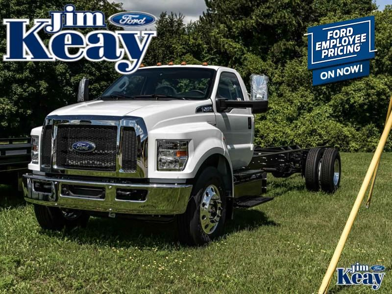 2021 Ford F-650 Image