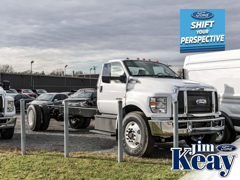 2021 Ford Super Duty F-650 Image