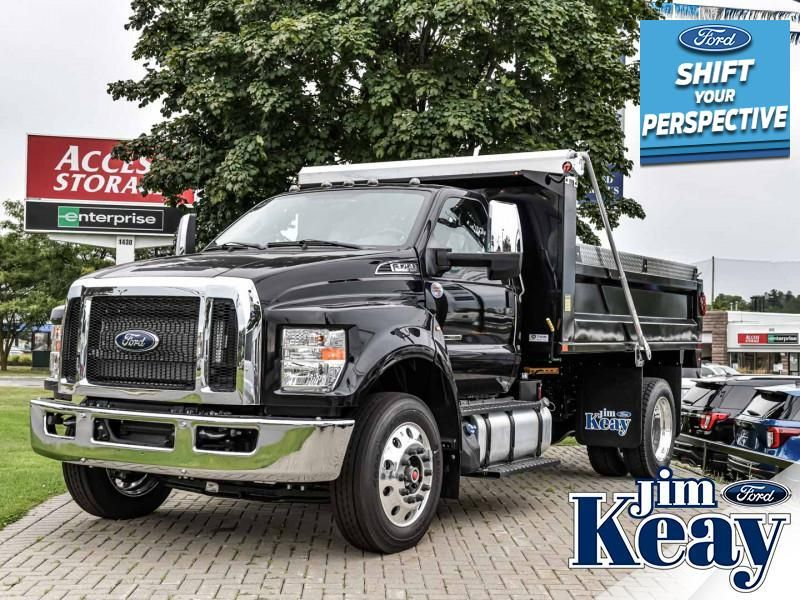 2022 Ford F-750 Image
