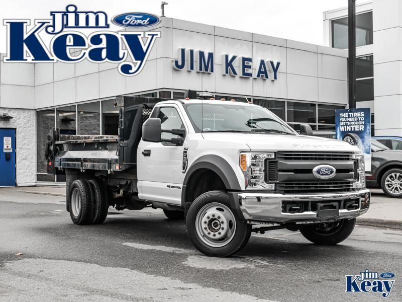 2017 Ford F-550 Chassis Cab Image