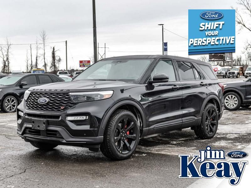 2021 Ford Explorer Image