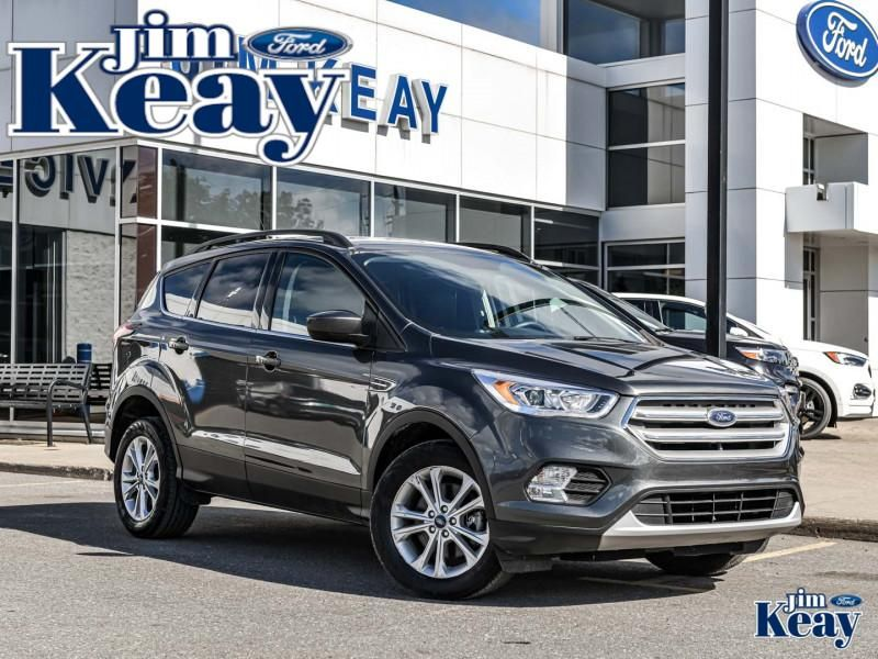 2019 Ford Escape Image