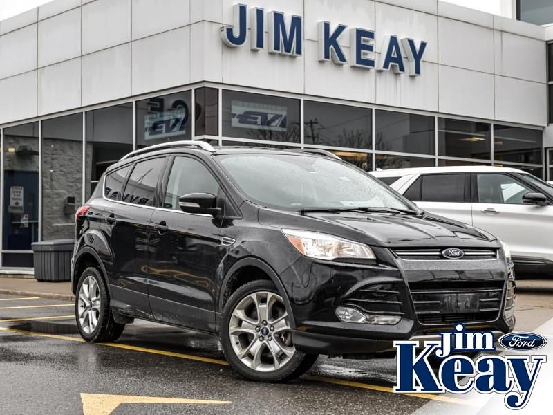 2016 Ford Escape Image