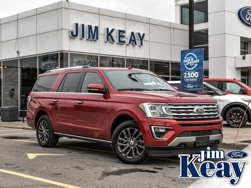 2020 Ford Expedition Image