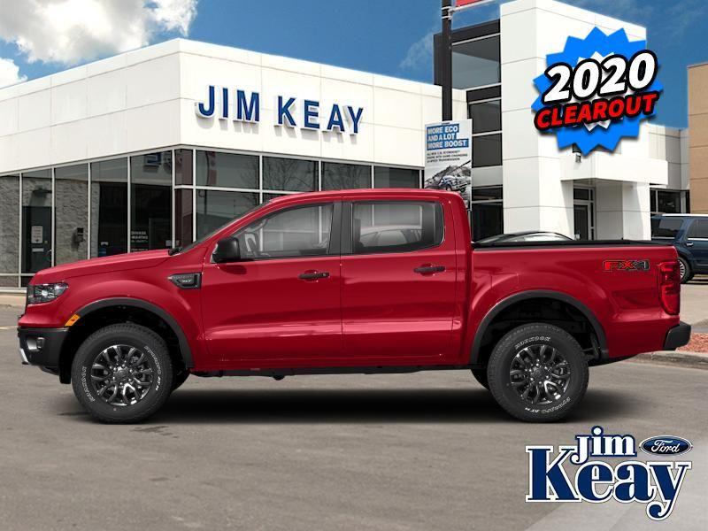 2020 Ford Ranger Image
