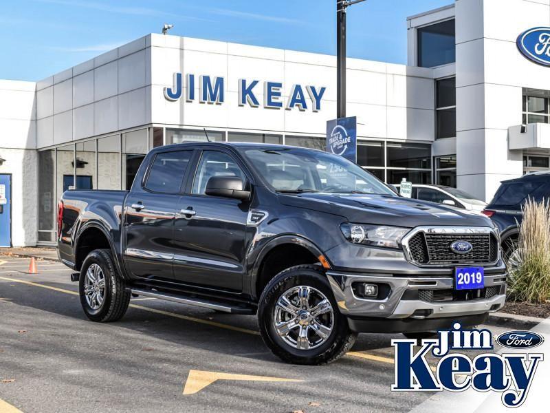 2019 Ford Ranger Image
