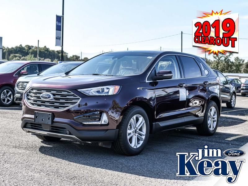 2019 Ford Edge Image