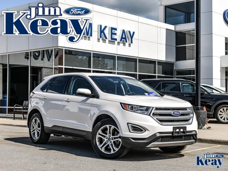 2018 Ford Edge Image