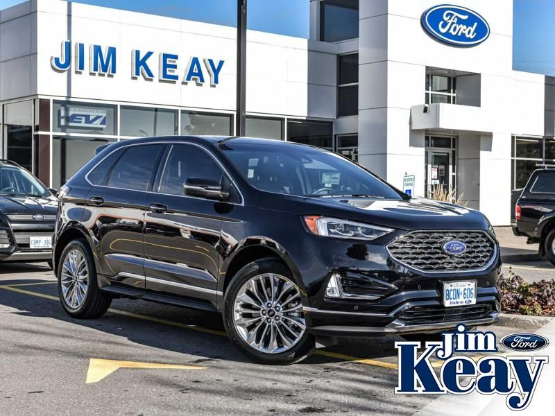 2020 Ford Edge Image