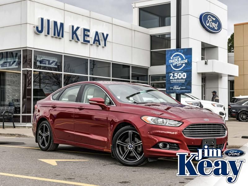 2015 Ford Fusion Image
