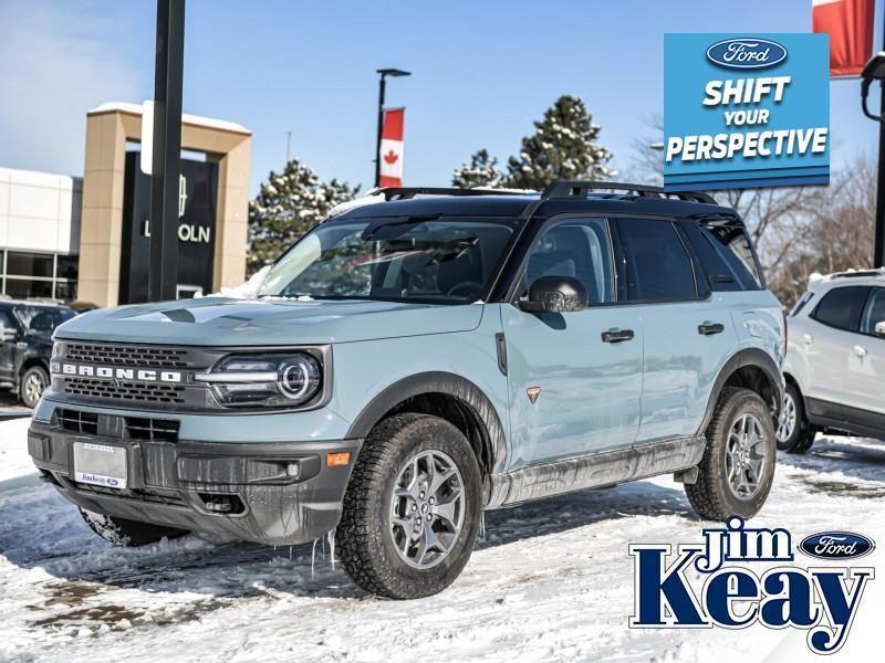 2021 Ford Bronco Sport Image