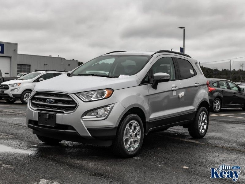 2018 Ford EcoSport Image