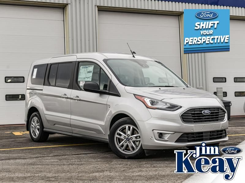 2021 Ford Transit Connect Wagon Image