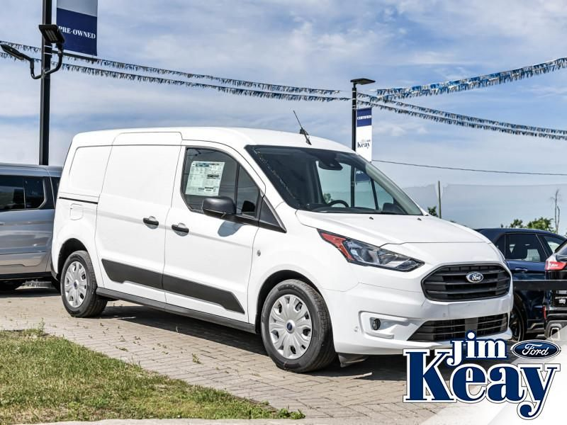 2022 Ford Transit Connect Image