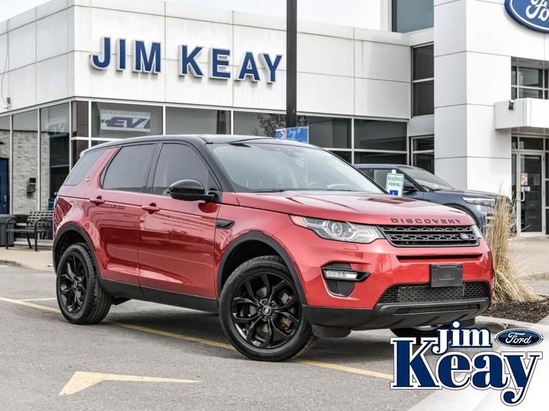 2016 Land Rover Discovery Sport Image