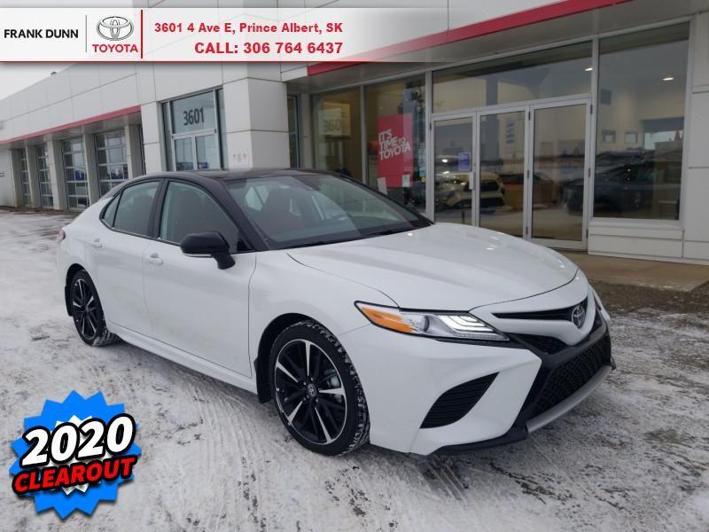 2020 Toyota Camry Image