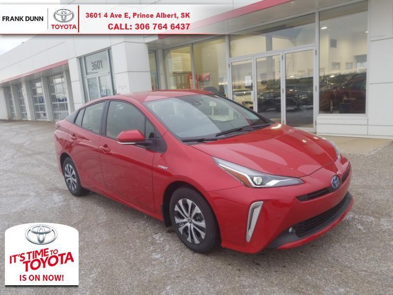 2021 Toyota Prius Image