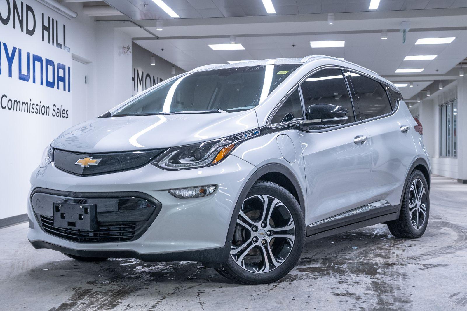 2019 Chevrolet Bolt EV Image