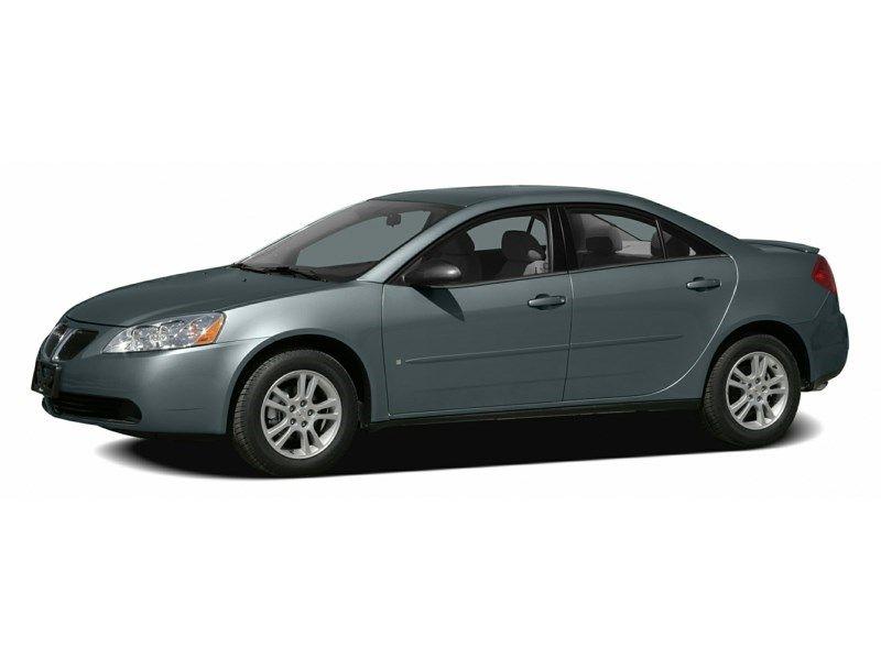 2006 Pontiac G6 Image