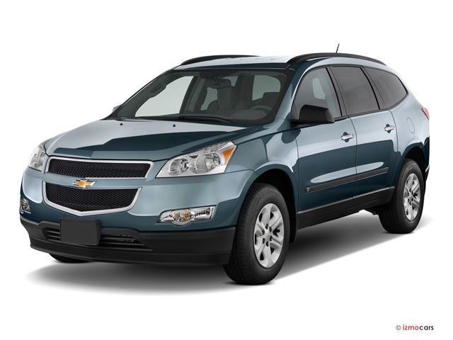2011 Chevrolet Traverse Image