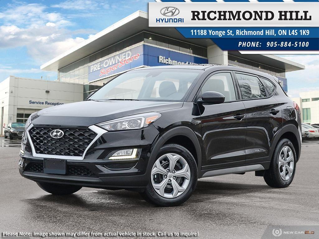 2020 Hyundai Tucson ESSENTIAL AWD
