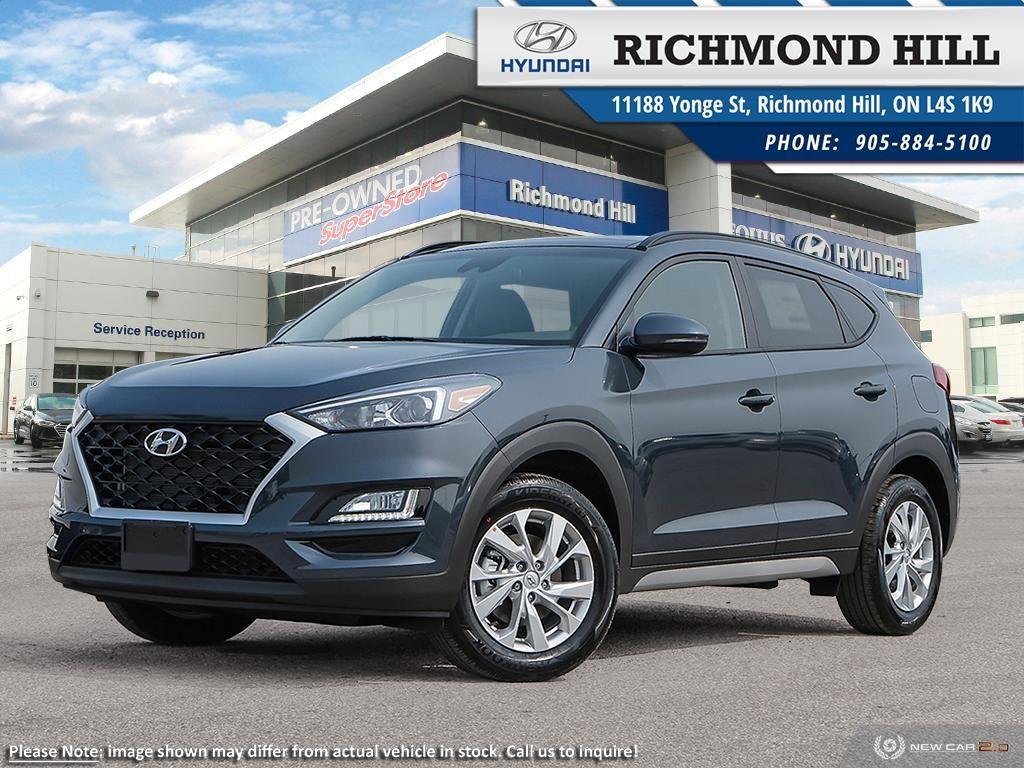 2021 Hyundai Tucson Preferred S/L AWD